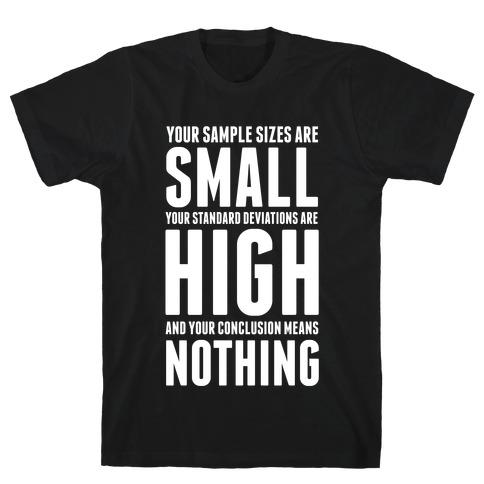 Bad Science T-Shirt
