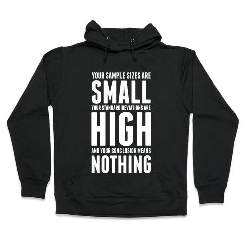 Bad Science Hooded Sweatshirt