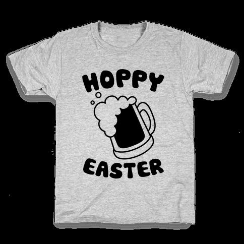 Hoppy Easter Kids T-Shirt