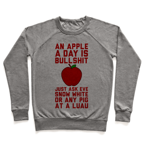An Apple A Day Pullover