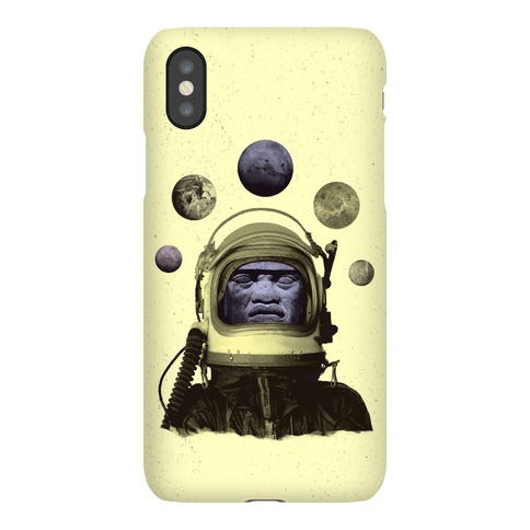 Space Olmec Phone Case