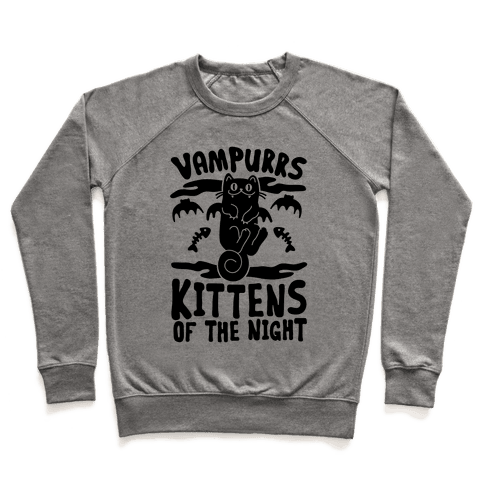 Vampurrs Pullover