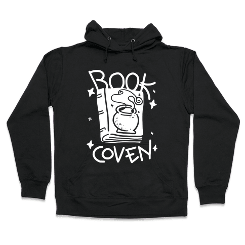 Book Coven Hooded Sweatshirt