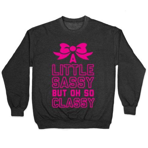 Little Sassy Pullover