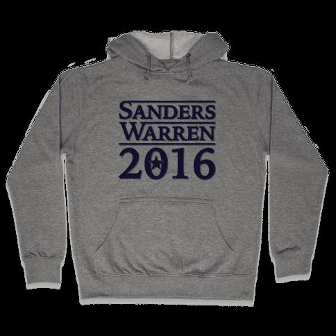 Sanders Warren 2016 Hooded Sweatshirt