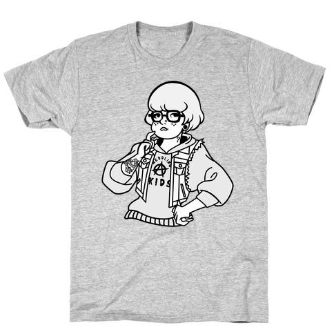 Punk Rock Parody Velma T-Shirt