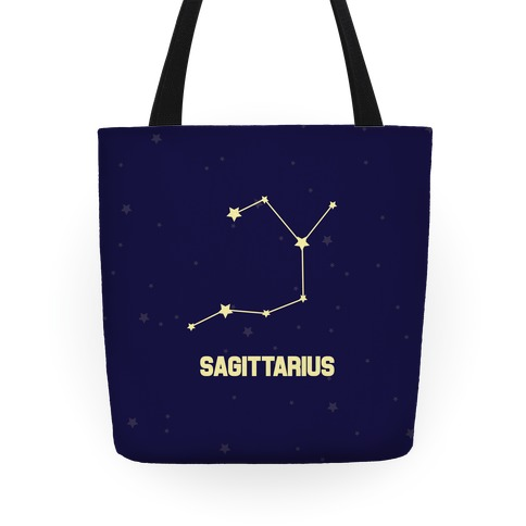 Sagittarius Horoscope Sign Tote