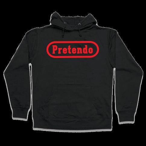 Pretendo Hooded Sweatshirt