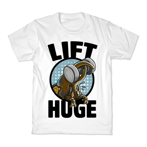 Lift Huge (Hercules Beetle) Kids T-Shirt