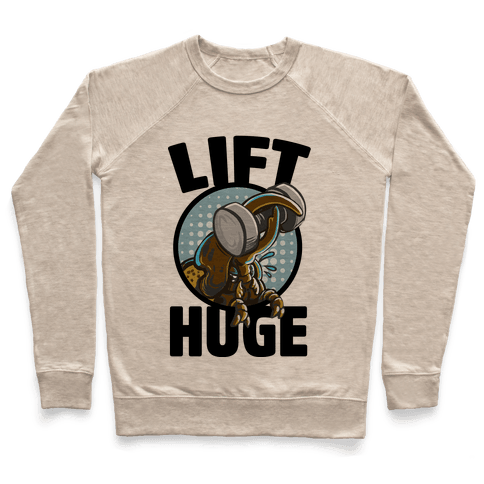 Lift Huge (Hercules Beetle) Pullover