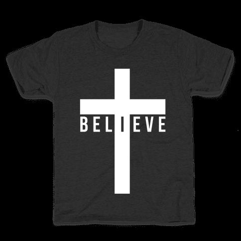 I Believe Kids T-Shirt