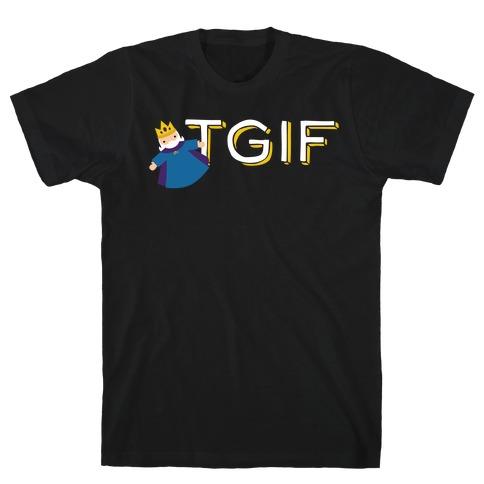 TGIF Mens T-Shirt