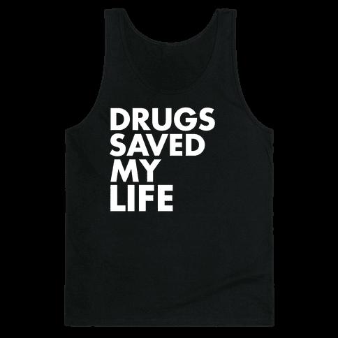Life Saver Tank Top