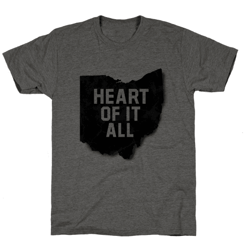 Ohio-Heart of it all