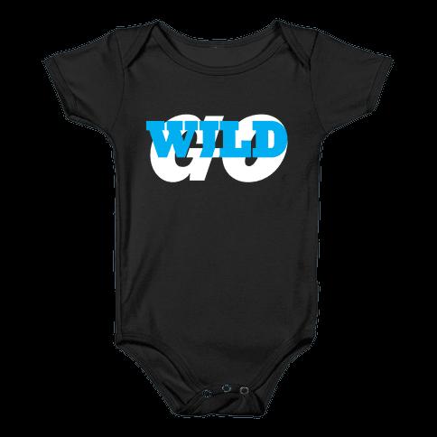 Go Wild Baby Onesy