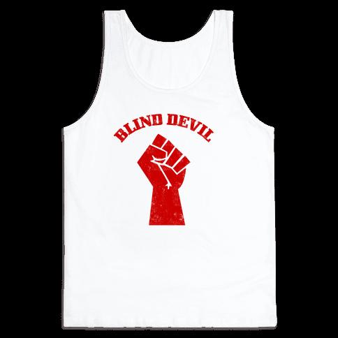 Blind Devil Tank Top