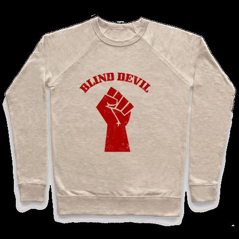 Blind Devil Pullover