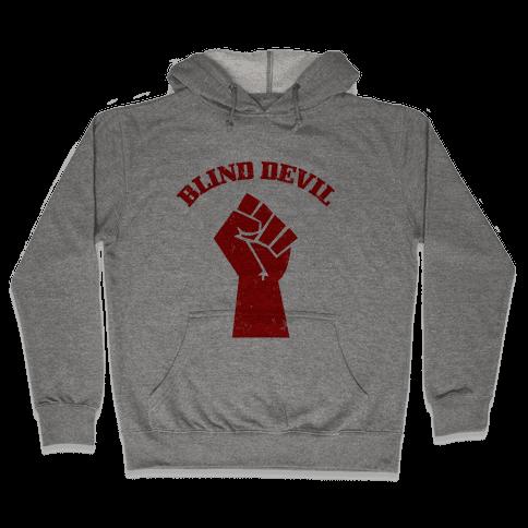 Blind Devil Hooded Sweatshirt