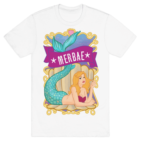 Merbae Mens T-Shirt