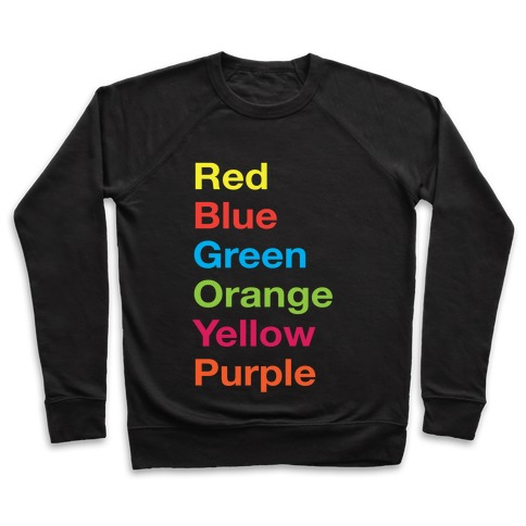 The Colors Pullover