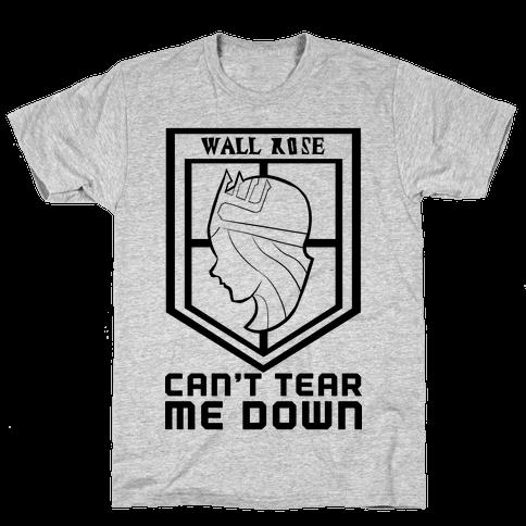 Can't Tear Me Down Mens T-Shirt