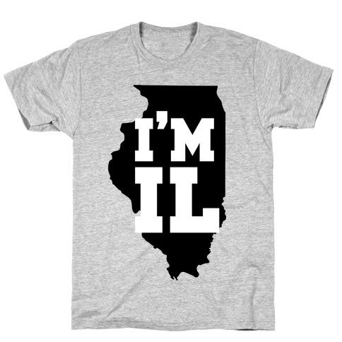 I'm IL T-Shirt