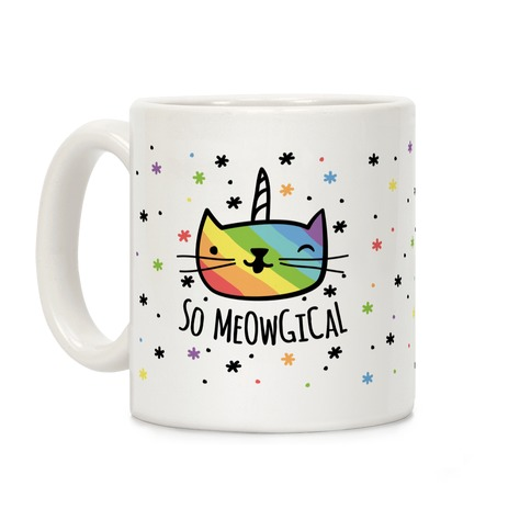 So Meowgical Coffee Mug