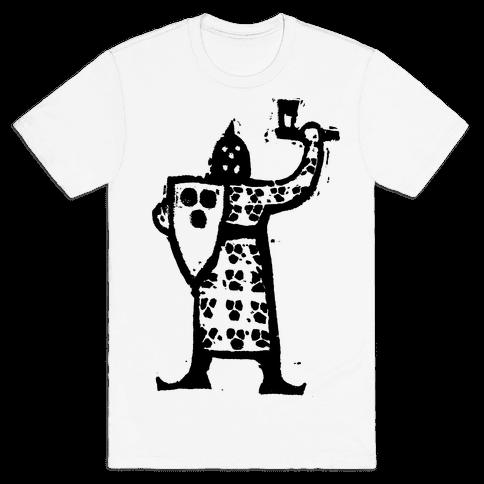 Axeman Mens T-Shirt