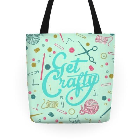 Get Crafty Tote