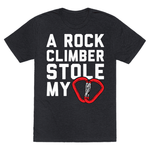 A Rock Climber Stole My Heart