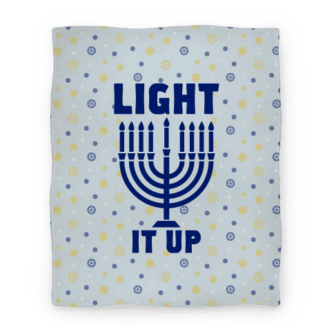 Light It Up Blanket