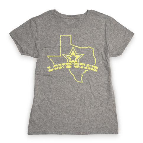 Lone Star State Womens T-Shirt