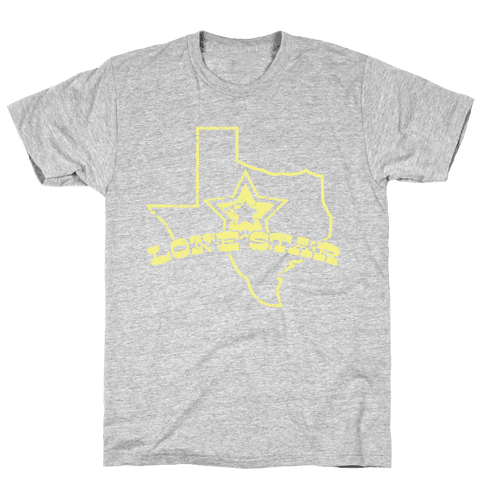 Lone Star State Mens T-Shirt