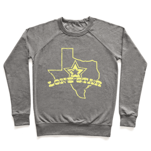 Lone Star State Pullover