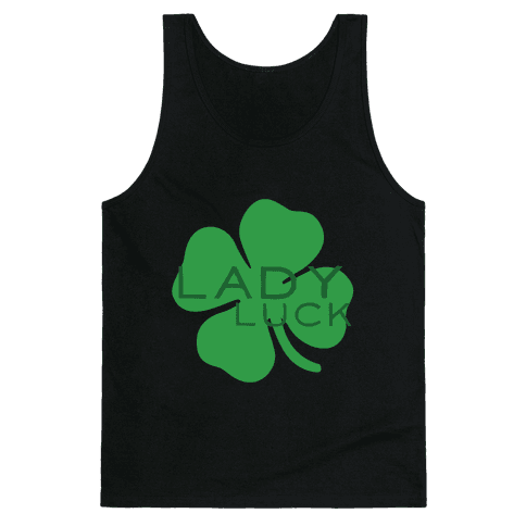 Lady Luck Tank Top