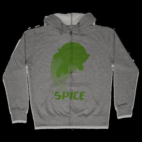 Spice Zip Hoodie