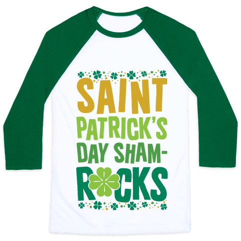 St. Patrick's Day Sham-ROCKS