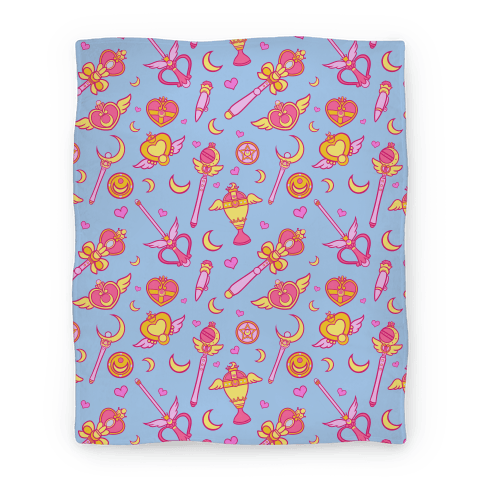 Absolute Sailor Moon Blanket Blanket