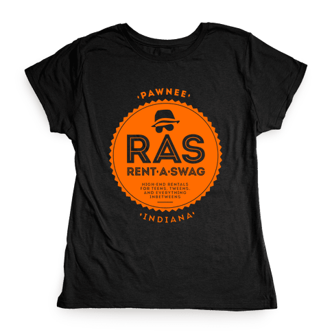 Rent A Swag Womens T-Shirt