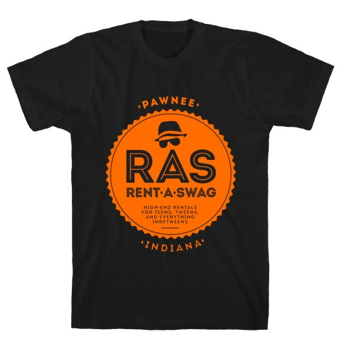 Rent A Swag Mens T-Shirt