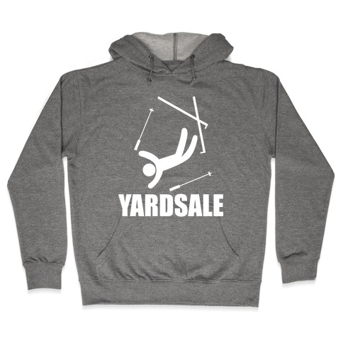 Yard Sale Hooded Sweatshirt