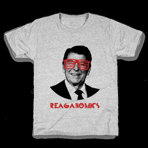 Reaganomics Kids T-Shirt