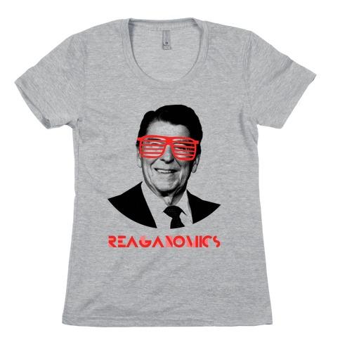 Reaganomics Womens T-Shirt