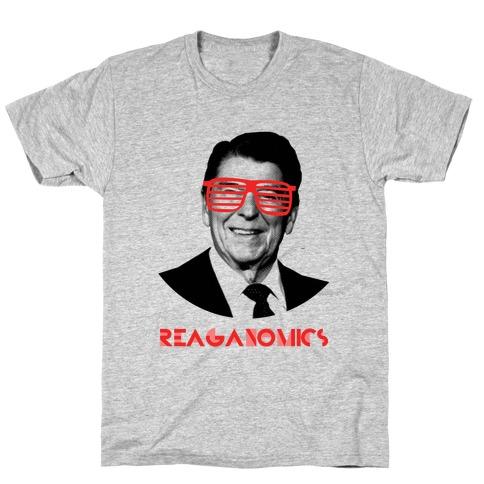 Reaganomics Mens T-Shirt