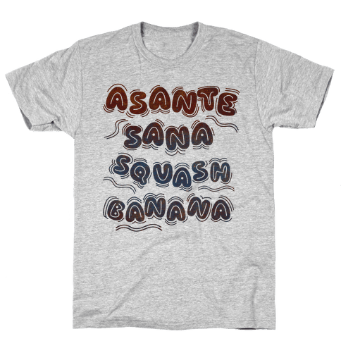 Squash Banana Mens T-Shirt