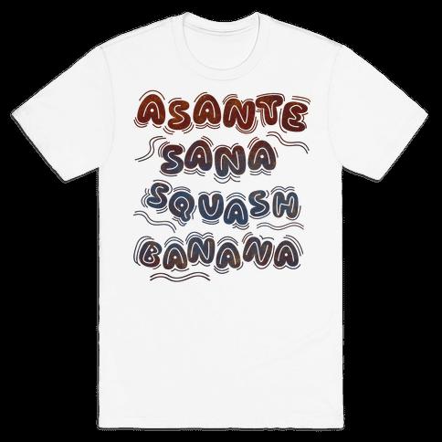 Squash Banana Mens T-Shirt