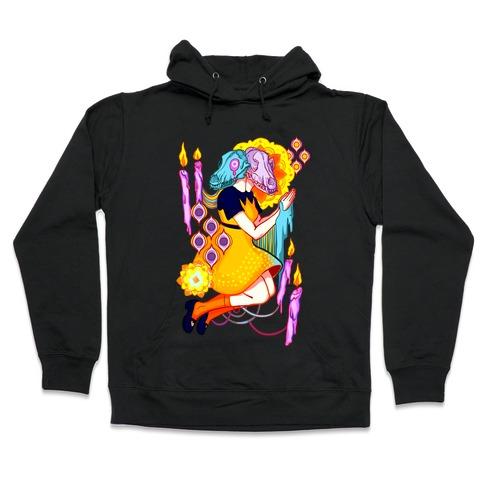 Kaleidoscope Prayer Hooded Sweatshirt