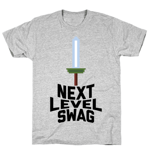 Next Level Swag Mens T-Shirt