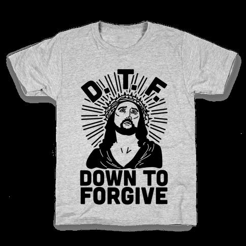 D.T.F. Jesus Kids T-Shirt