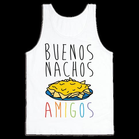Buenos Nachos Amigos Tank Top
